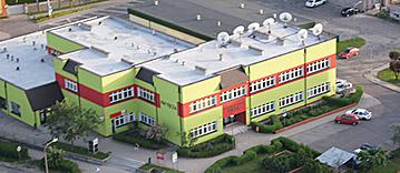 Budynek spółdzielni